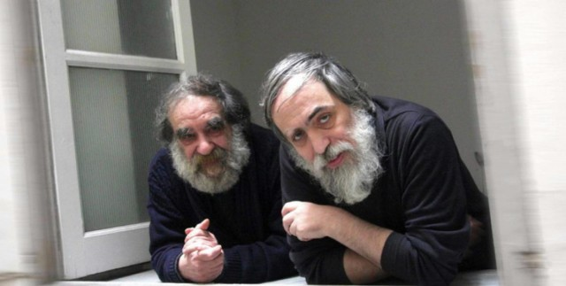 Franco Maresco e Franco Scaldati