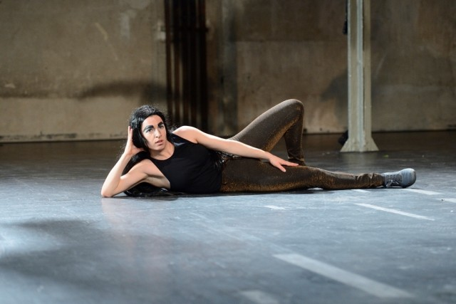 Lea Moro, Le Sacre du Printemps, a ballet for a single body  - foto di Dieter Hartwig
