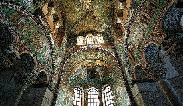 I mosaici di San Vitale