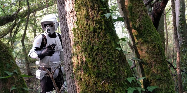 "Sul set di ""Sacrificio: A Star Wars Fanfilm"""