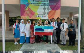 OSM Kebangsaan  2018 Gagasan Pendidikan Sabah Cemerlang