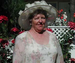 Jolene Adams at San Diego