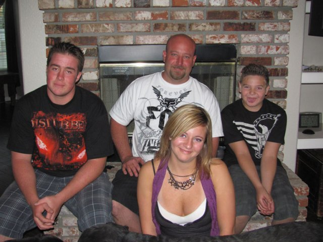 Tim Ray and Family