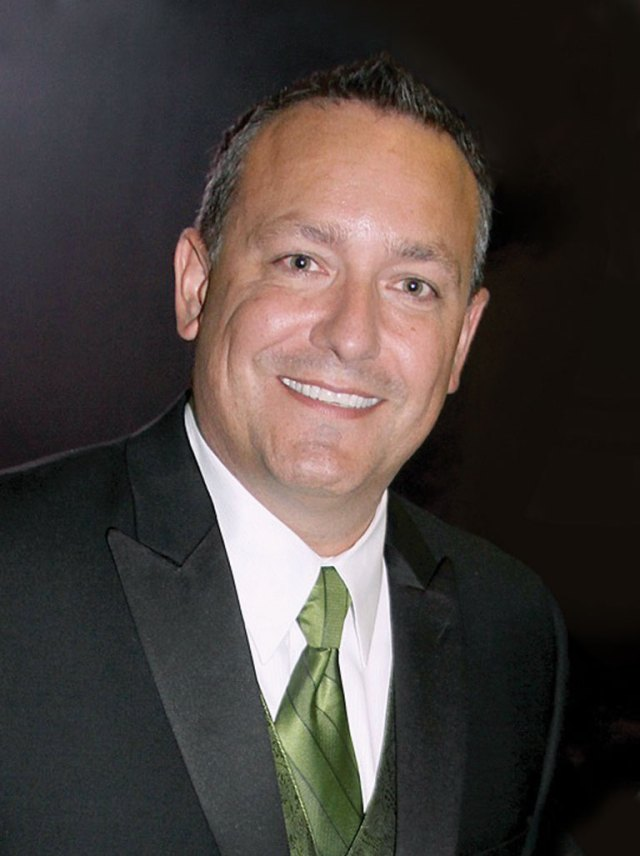 Tony Abruscato, President, Flower Show Productions, Inc