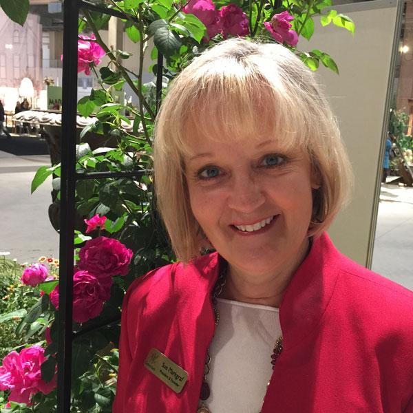 Greenmark PR President, Sue Markgraf