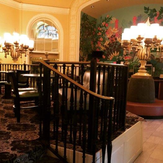 The Arlington Hotel, Hot Springs, Arkansas | A Beautiful, Elegant Dance Floor