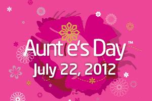 Auntie's Day 2012