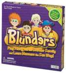 Blunders Board Game Makes Learning Manners Fun