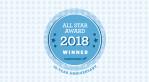 GaGaZine Wins All Star Award