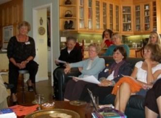 GaGa Sisterhood Meeting