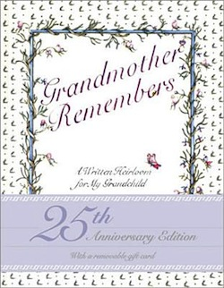 Grandmother Remembers cover