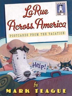 Larue Across America cover