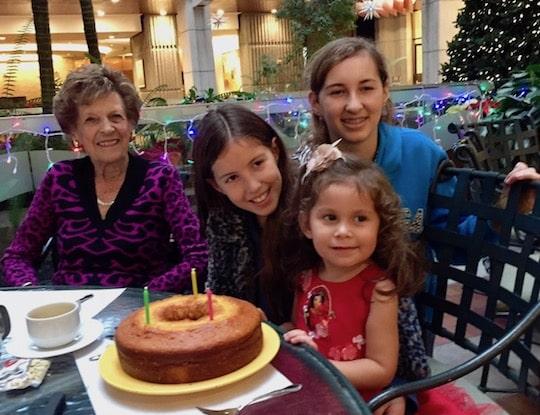 What Grandmas Are Grateful For