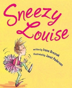 Sneezy Loise book cover