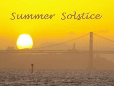 sun rising over bridge