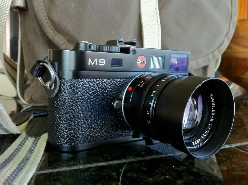 Leica M9 Review - UPDATED 10.18.11