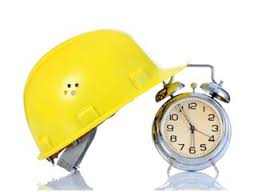 Hardhat on Time
