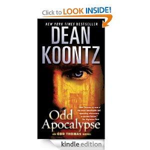Odd Apocalypse Cover