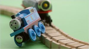 Thomas the Tank Engine Off the Rails