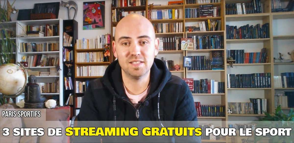 3 sites de streaming gratuits pour regarder le sport