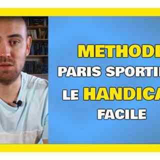 methode handicap paris sportifs