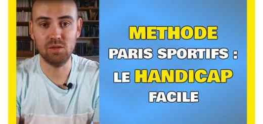 methode handicap paris sportifs