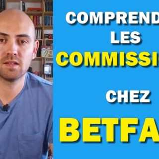 COMMISSIONS BETFAIR