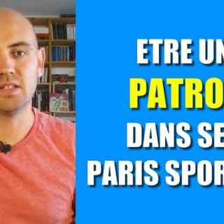 GESTION PARIS SPORTIFS