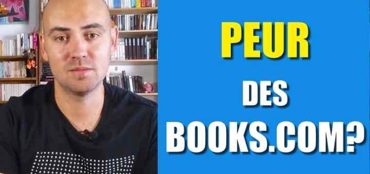 peur books com