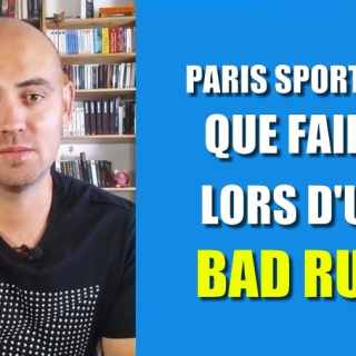 bad run paris sportifs