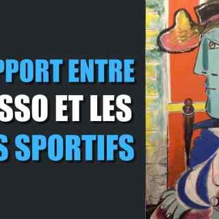 Le rapport entre Picasso et les paris sportifs