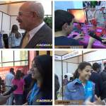 Wally Sarkeesian In Yerevan DigiTec Exploring Armenian Youth Talent. VIDEO