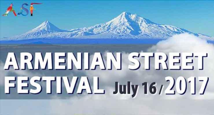 London Armenian festival