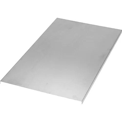 غطاء مجري كابلات لينز صاج مجلفن 100×1.5 سم