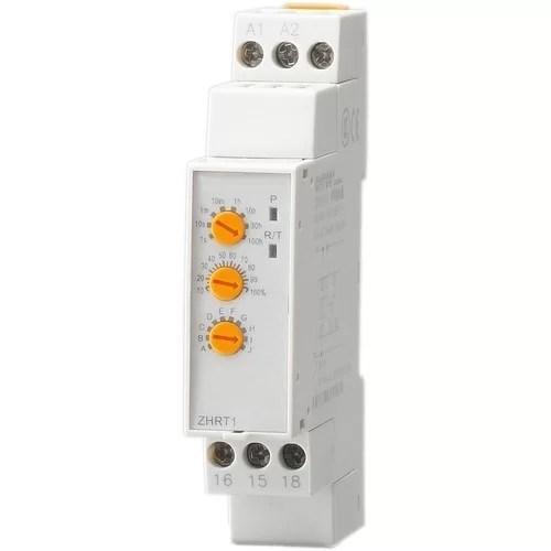 تايمر Hi-OPR متعدد الازمنة والوظائف 3 كونتاكت + نقطة تعويضية