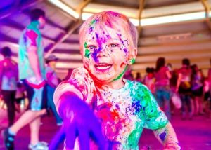 KID COLOR PARTY