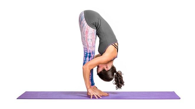 Uttanasana: Standing Forward Bend - Yoga | Gaia
