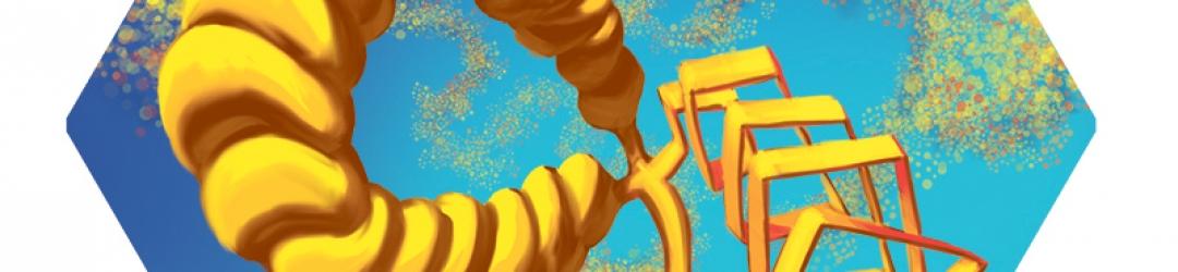 Prion Bio-Logic painting