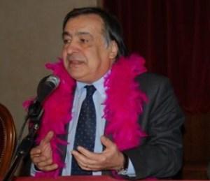 Leoluca Orlando Fucsia