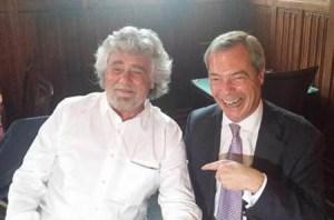 Grillo Farage