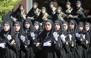 Iran Donne Poliziotto