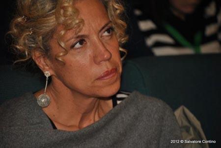 La Senatrice Pd Monica Cirinnà, relatrice della Legge sulle Unioni Civili. Foto: Salvatore Contino