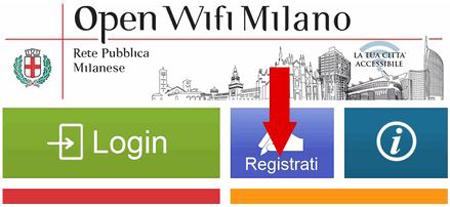 Milano Open WiFi