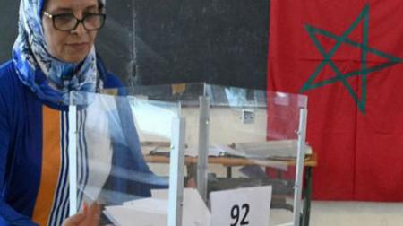 Marocco Seggi Elettorali 2015