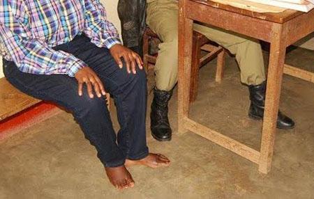 Uganda Donna Affari Arresto