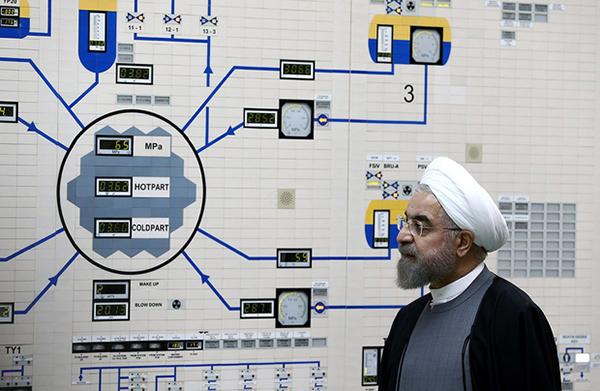 AFP PHOTO / IRANIAN PRESIDENCY / MOHAMMAD BERNO