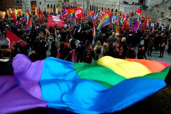 Omphalos LGBTI, appello alla Città: non consegniamo Perugia alla Lega e ai suoi alleati