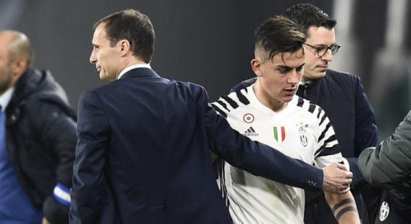 Divorzio tra Allegri e la Juventus. Anche Dybala potrebbe andarsene