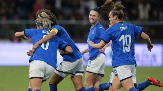 Le ragazze del calcio fanno il boom d'ascolti (oltre a un sacco di gol): 23% di share e passaggio su Rai Uno