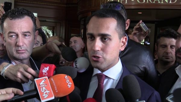 """Quando Luigi Di Maio diceva: """"Olimpiadi Milano-Cortina? Il Governo non mette un'euro"""""""